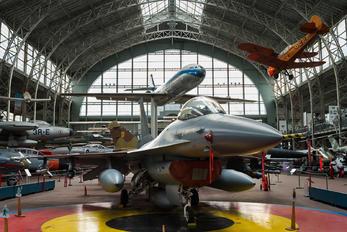 FA-01 - Belgium - Air Force General Dynamics F-16A Fighting Falcon