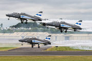 HW-340 - Finland - Air Force: Midnight Hawks British Aerospace Hawk 51 aircraft