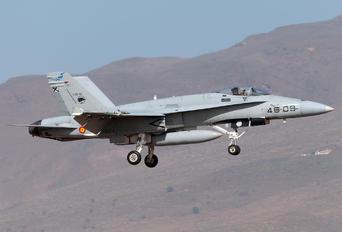 C.15-81 - Spain - Air Force McDonnell Douglas EF-18A Hornet