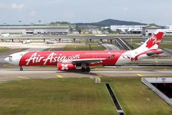 9M-XXJ - AirAsia X Airbus A330-300
