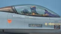 #3 Netherlands - Air Force General Dynamics F-16A Fighting Falcon J-001 taken by Roman N.