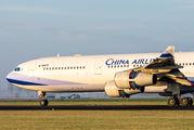 B-18803 - China Airlines Airbus A340-300 aircraft