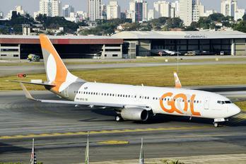 PR-GTO - GOL Transportes Aéreos  Boeing 737-800
