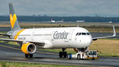 D-AIAF - Condor Airbus A321