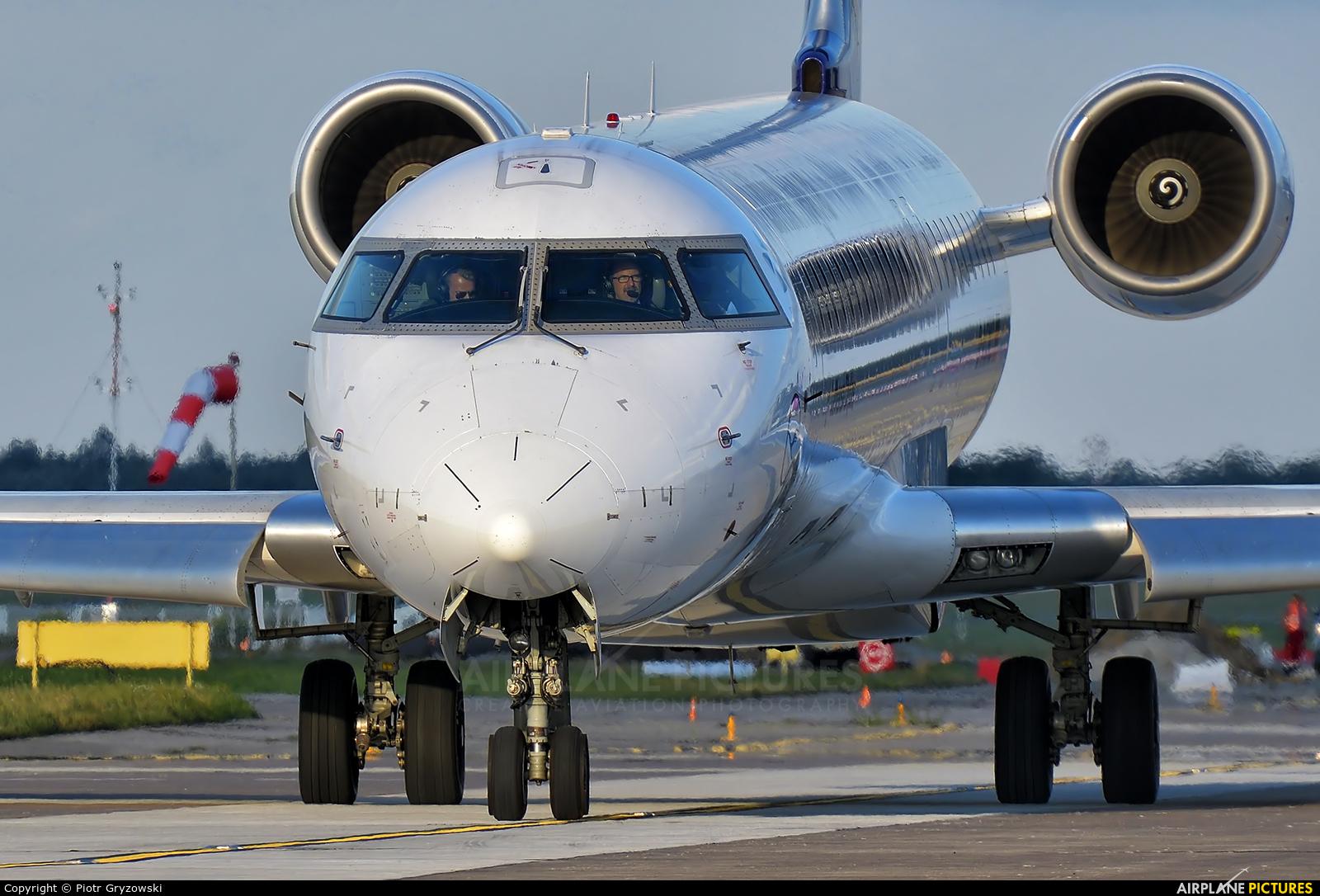 Lufthansa Regional - CityLine D-ACNO aircraft at Katowice - Pyrzowice