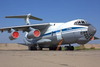 RA-76686 - Russia - Air Force Ilyushin Il-76 (all models)