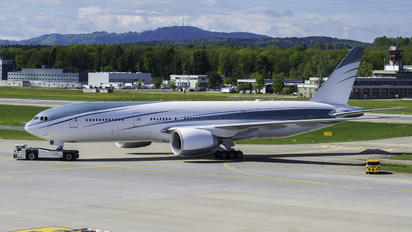 VP-CAL - Aviation Link Boeing 777-200LR