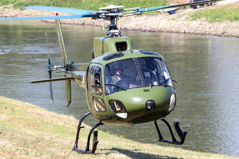 102 - Hungary - Air Force Eurocopter AS350 Ecureuil / Squirrel