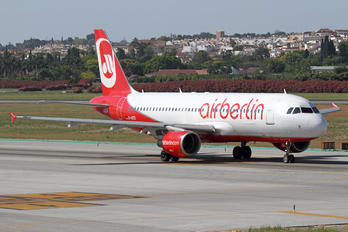 D-ABZI - Air Berlin Airbus A320
