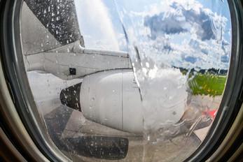 HB-IYZ - Swiss British Aerospace BAe 146-300/Avro RJ100