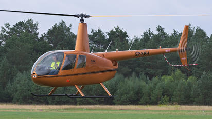 SP-KHH - Private Robinson R44 Astro / Raven