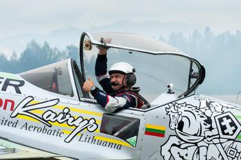 LY-LJK - Private - Aviation Glamour - People, Pilot
