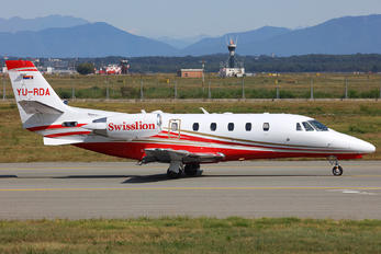YU-RDA - Air Pink Cessna 560XL Citation XLS