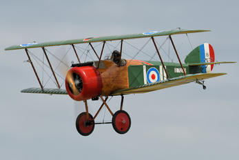OK-UAL 36 - Private Sopwith Aviation Company Sopwith Camel UL