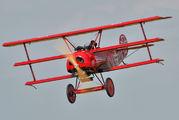 OK-UAA90 - Germany - Imperial Air Force (WW1) Fokker DR.1 Triplane (replica) aircraft