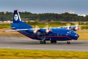 UR-CNT - Ukraine Air Alliance Antonov An-12 (all models)