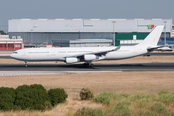 CS-TQZ - Hi Fly Airbus A340-300