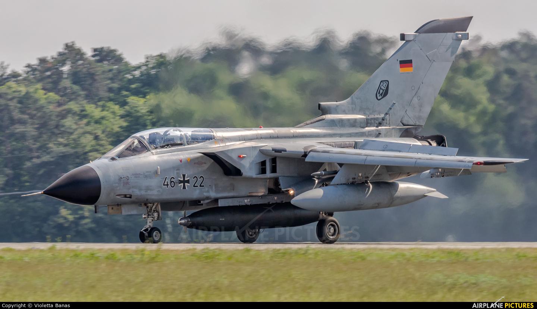 Germany - Air Force 46+22 aircraft at Berlin - Schönefeld
