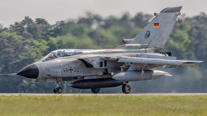 46+22 - Germany - Air Force Panavia Tornado - IDS