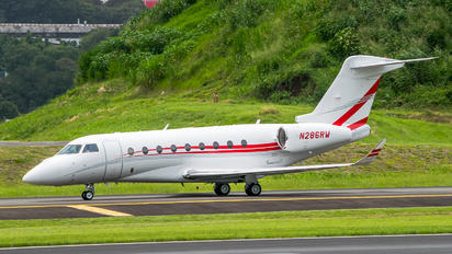 N286RW - Coca Cola Enterprises Inc. Gulfstream Aerospace G280
