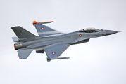 E-600 - Denmark - Air Force General Dynamics F-16A Fighting Falcon aircraft