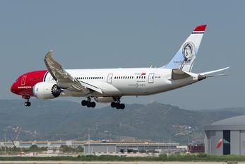 LN-LNE - Norwegian Long Haul Boeing 787-8 Dreamliner