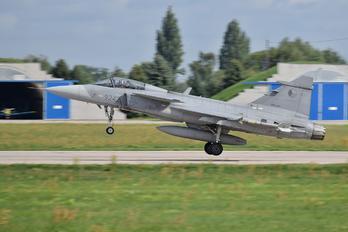 9242 - Czech - Air Force SAAB JAS 39C Gripen