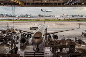 - ANA Cargo - Airport Overview - Hangar