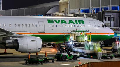 B-16208 - Eva Air Airbus A321