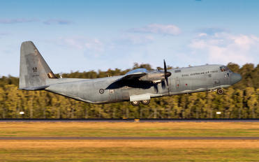 A97-464 - Royal Australian Air Force Lockheed C-130J Hercules