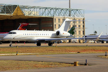 D-AFAU - FAI - Flight Ambulance International Bombardier BD-700 Global Express