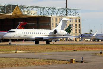 D-AFAU - FAI - Flight Ambulance International Bombardier BD-700 Global Express