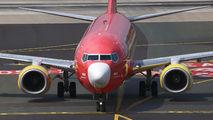 D-AHFZ - TUIfly Boeing 737-800 aircraft