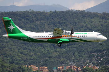 B-17006 - Uni Air ATR 72 (all models)