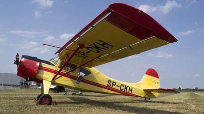 SP-CKH - Aeroklub Mielecki PZL 101 Gawron