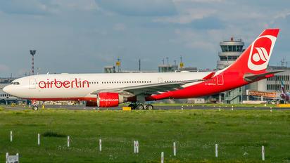 D-ABXC - Air Berlin Airbus A330-200
