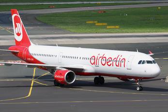OE-LCH - Niki Airbus A321
