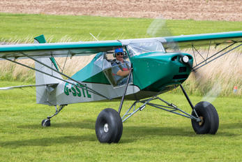 G-SSTL - Private Just Aircraft Superstol