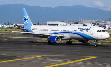 XA-AJB - Interjet Airbus A321