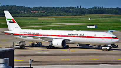 A6-SIL - United Arab Emirates - Government Boeing 777-300ER