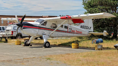 N600AX - Private de Havilland Canada DHC-2 Beaver