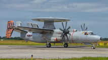 165456 - France - Navy Grumman E-2C Hawkeye aircraft