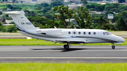 XA-RGS - Private Cessna 650 Citation III