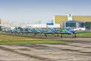 """FAB5707 - Brazil - Air Force """"Esquadrilha da Fumaça"""" Embraer EMB-314 Super Tucano A-29A aircraft"""