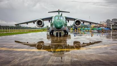 PT-ZNJ - Brazil - Air Force Embraer KC-390