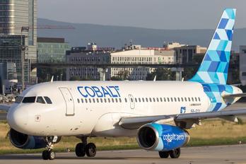 5B-DCV - Cobalt Airbus A319