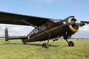 OY-SLV - Private Max Holste MH.1521 Broussard aircraft