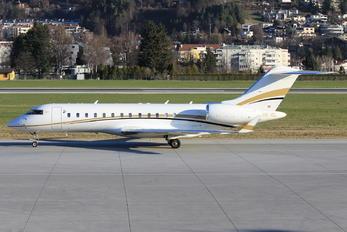 OE-IEL - Tyrolean Jet Service Bombardier BD-700 Global Express