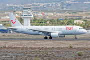 ES-SAK - TUI Airlines Belgium Airbus A320 aircraft
