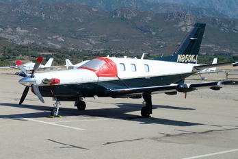 N850KJ - Private Socata TBM 700